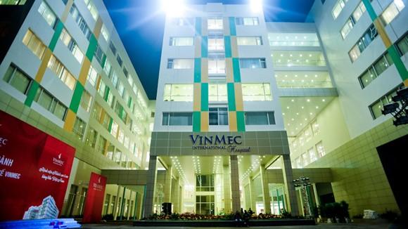 Khách sạn Bênh viện 5 Sao Quốc Tế VinMec- Hà nội- Hà nội Tập Đoàn VinGroup